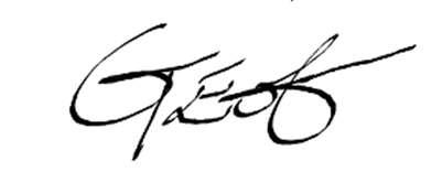 Geof signature